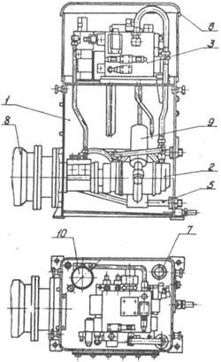 гидростанция пакера ур-ПГ1
